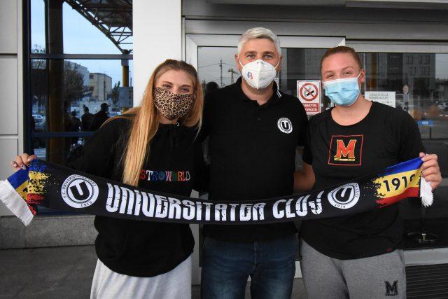 "Noi transferuri la ""U"" Olimpia Cluj !"